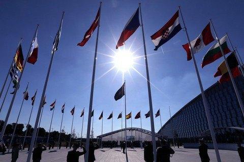 В Брюсселе торжественно открыли новую штаб-квартиру НАТО