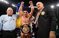 Украинец Далакян защитил титул чемпиона мира по версии WBA