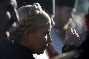 Чому Тимошенко не судять за Луї Вітон?