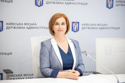 У Києві проводяться рейди для контролю маскового режиму, - заступниця голови КМДА