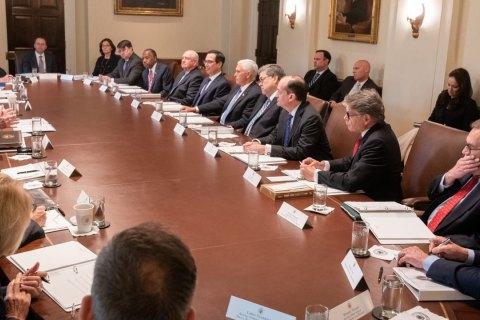 Після заворушень у Вашингтоні два міністри уряду Трампа заявили про відставку