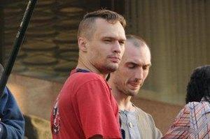 Учасника акції під Українським домом заарештувала міліція