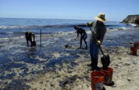 У Санта-Барбарі введено режим НС у зв'язку з розлиттям нафти
