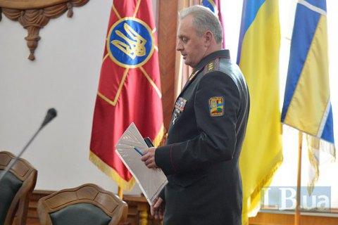 Муженко анонсировал повышение зарплат военнослужащих с 1 января