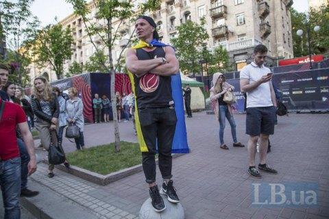 Зпочатку «Євробачення» подопомогу поліції звернулися 12 іноземців— Князєв