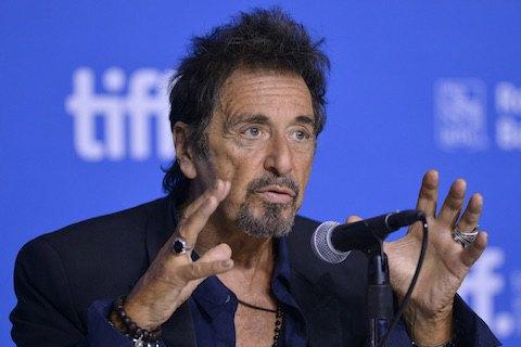 Аль Пачіно зіграє к новому фільмі Квентіна Тарантіно