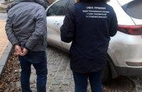 В Киеве работник Госэкоинспекции требовал взятку у бизнесмена