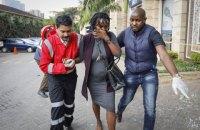 В Кении при нападении на отель погибли 14 человек