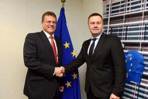 Україна та Росія досягли принципової згоди щодо транзитних контрактів