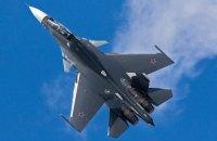 Оккупанты имитировали воздушный бой над Крымом