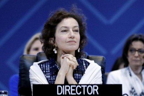 Глава ЮНЕСКО напомнила Трампу о конвенциях по защите культурного наследия