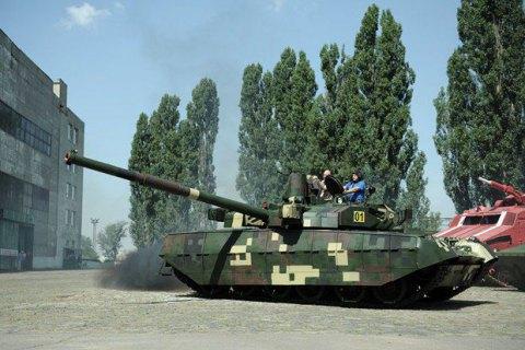 """Украина передала Таиланду четвертую партию танков """"Оплот"""""""