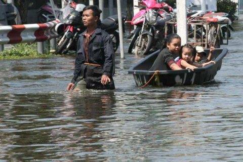 Під час повені в Таїланді загинули 14 осіб