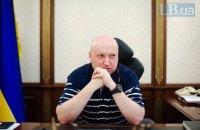 Турчинов: Росії достатньо доби, щоб розгорнути наступальну операцію
