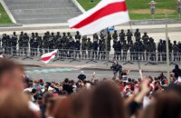 """В Беларуси объявили набор в """"народные дружины"""" в помощь милиции"""