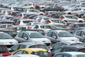 Український автомобільний ринок уповільнив зростання