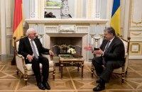 """Штайнмаєр вважає безпідставними побоювання України стосовно втрати статусу транзитера газу через """"Північний потік-2"""""""