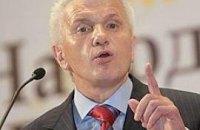 Литвин заставит «регионалов» заплатить за сломанный микрофон