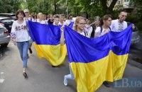 """83% украинцев считают себя патриотами, - опрос """"Рейтинга"""""""