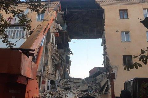 Львівська область виділить по 100 тис. гривень сім'ям загиблих через обвал будинку в Дрогобичі