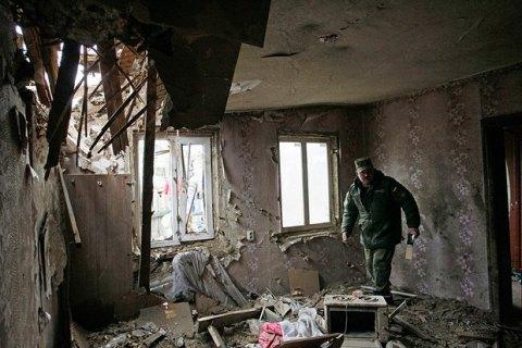Бойовики 9 разів обстріляли позиції військових на Донбасі