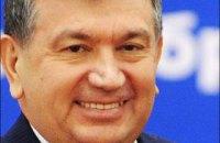 Врио президента Узбекистана выдвинут на выборы нового главы государства
