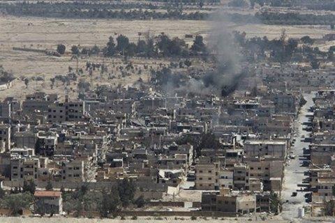 Росія повідомила про новий наступ ІДІЛ на Пальміру