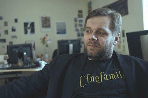 Украинский кинорежиссер Слабошпицкий снимет фильм, продюсерами которого станут Питт иАронофски