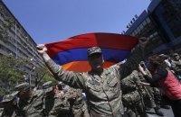 Минобороны Армении подтвердило участие военных в протестах в Ереване