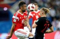 ФИФА вынесла предупреждение хорватскому футболисту за видео в поддержку Украины, - СМИ