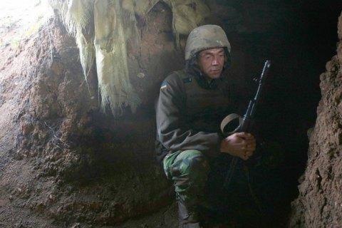 Окупанти на Донбасі двічі порушили перемир'я
