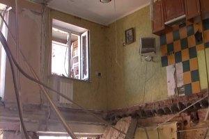 Ребенок из взорвашегося в Луганске дома лежит в коме
