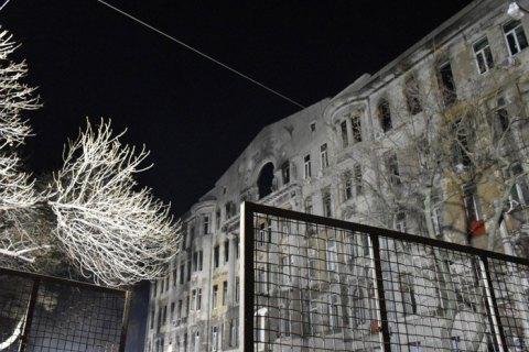 Опознаны тела всех 16 погибших при пожаре в одесском колледже