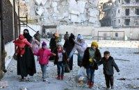 Путин заявил о создании в Сирии условий для прекращения войны