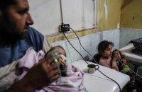 В Сирии снова применили химическое оружие, не менее 70 погибших, - волонтеры