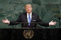 Трамп: необходимо отвергать угрозы суверенитету - от Украины и до Южно-Китайского моря