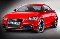Audi випустив спецверсію автомобіля TT