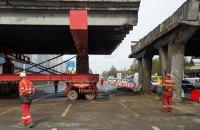 У Києві на вихідних перекриють рух на проспекті Перемоги через встановлення прогону Шулявського моста