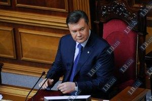 Янукович хоче інтеграції в Шанхайську організацію співпраці