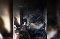 На Дніпропетровщині у пожежі загинула 86-річна жінка
