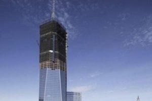 Новый ВТЦ стал самым высоким зданием в Нью-Йорке