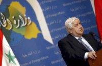 ООН и Сирия не могут договориться о расследовании случаев использования химоружия
