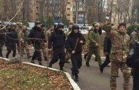 Люди в камуфляжі розгромили кабінет Марушевської в будівлі Одеської митниці