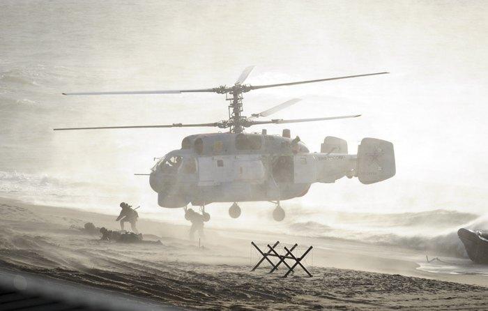Российско-белорусские военные учения 'Запад-2013'