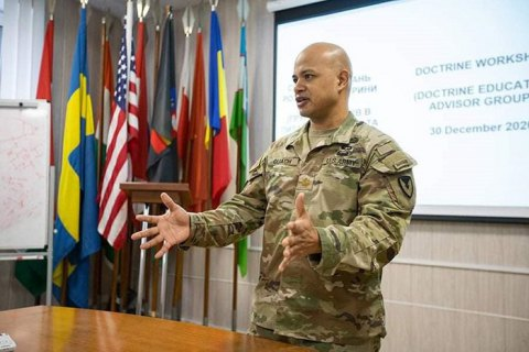 Нацгвардія розпочинає розробку доктрини за принципами НАТО
