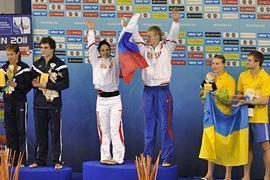 Прыжки в воду. ЧЕ. Украина завоевала третью медаль