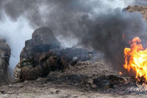 Оккупанты за сутки семь раз нарушили режим прекращения огня