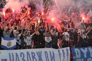 "УЕФА наказал ""Динамо"" за неофашистские символы"