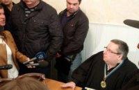Корбана обвинили в захвате Днепропетровского окружного админсуда