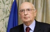 Почесний президент Італії успішно переніс операцію на серці